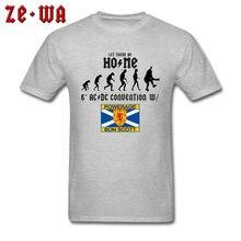 Mode Männer T-shirt AC DC T Shirts Punk Musik T-shirt Hip Hop Tops Straße Stil Tees Funky Baumwolle Grau Kleidung schwere Metall T