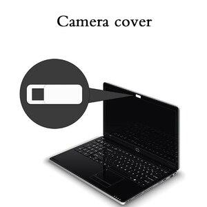 Mini WebCam cubierta imán de obturador deslizante de plástico, cubierta de cámara para IPad Web Laptop PC tableta Mac privacidad
