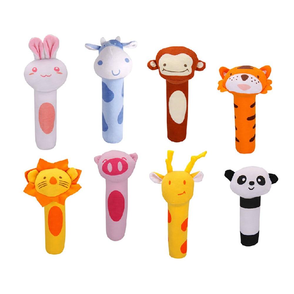 Барвисті Різні види ручної роботи з - Іграшки для малюків