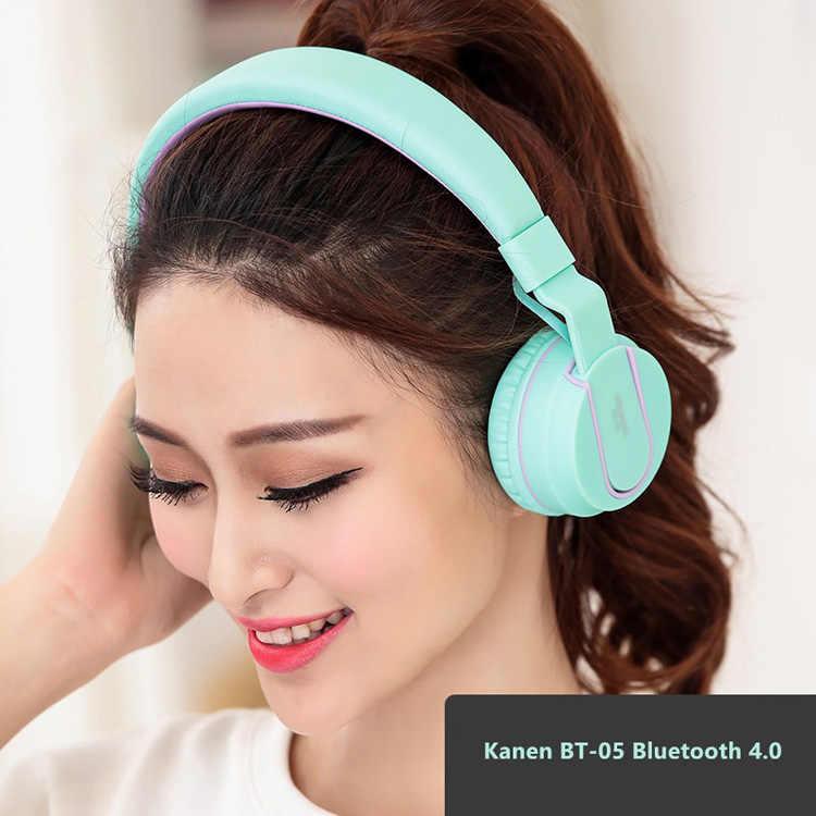 Bluetooth наушники-вкладыши складные Hi-Fi беспроводная гарнитура с микрофоном и проводными наушниками fone de ouvido для телефона девушки компьютера