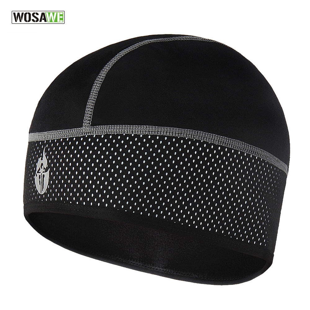 WOSAWE Outdoor Cycling Hat Windproof Cold-proof Thermal Riding Cap ciclismo gorras Indeal for Motorcycles MTB Riding Skiing Hat outdoor sports winter thermal fleece warm ski hat earmuffs cycling cap windproof hiking riding snow cap men women knitted hat