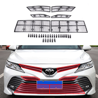 Front Grille Insect Net for Toyota Camry 2018 8th XV70 Steel Wire + Plastic Material Science Accessories