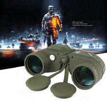 Sale Waterproof Shockproof Binoculars Night Vision HD Ranging Non infrared Telescope Military Standard coordinates ranging Outdoor