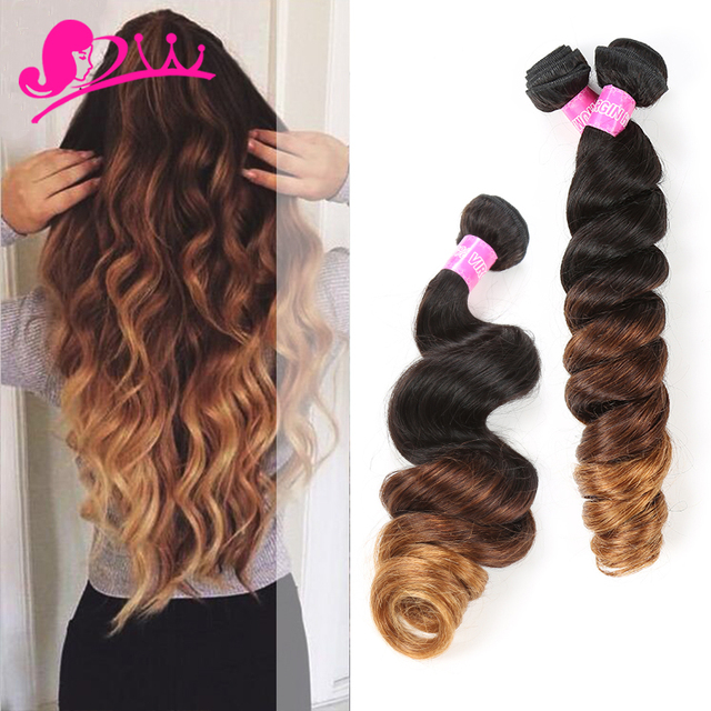 7a Unprocessed Virgin Hair Brazilian Loose Wave Wet And Wavy Cheap