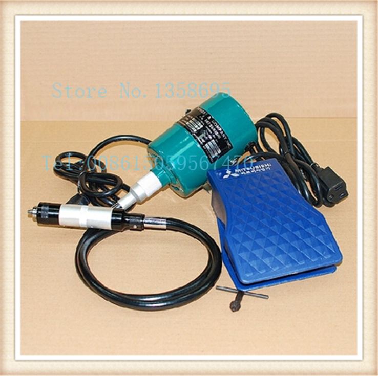 19000 r/min Mitsubishi Jewery Polishing Machine,flexible shaft grinder,powerful Mitsubishi jewelry tool,dental / watch grinder