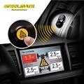 STEELMATE TPMS Auto Car TP-05 TMPS Tire Pressure Monitoring System Sem Fio Do Sensor Embutido para DVD Player