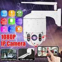 IP Camera 1080P PTZ WIFI Camera Mini Wireless Security Camera IR CCTV Night Vision Webcam Two Way Audio Home Surveillance