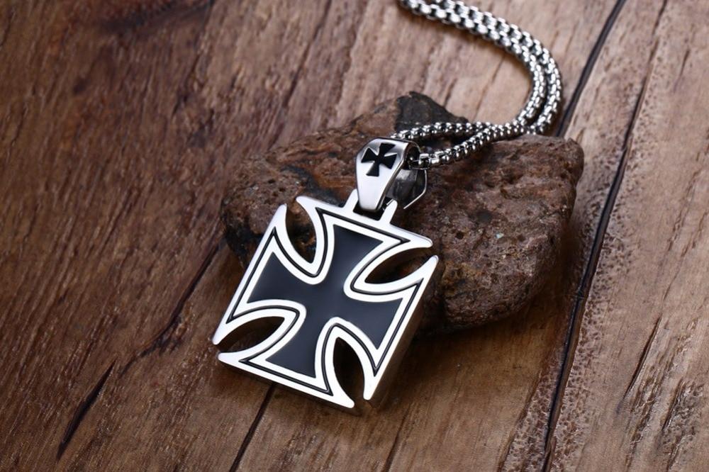 Knights Templar necklace 14