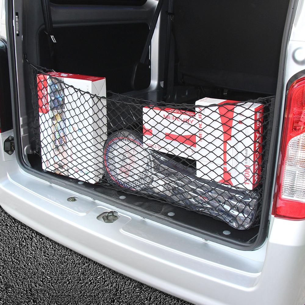 2015 Nissan Nv2500 Hd Cargo Interior: Universal Envelope Style Trunk Cargo Net For NISSAN