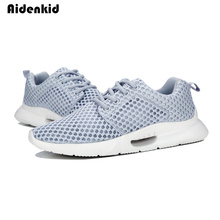 Aidenkid mens casual shoes breathable mesh classic Tenis Masculino Zapatos Hombre Sapatos sneakers