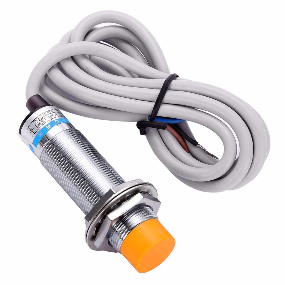 цена на 3 Wire LJ18A3-8-Z/BX 8mm LW Approach Inductive Proximity Sensor NPN NO Switch DC 6-36V 300mA