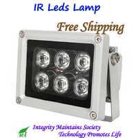 Water proof 100,000 hrs Super IR LED Infrared Illuminator Light IR Max 50M Night Vision For CCTV Security Surveillance Cameras