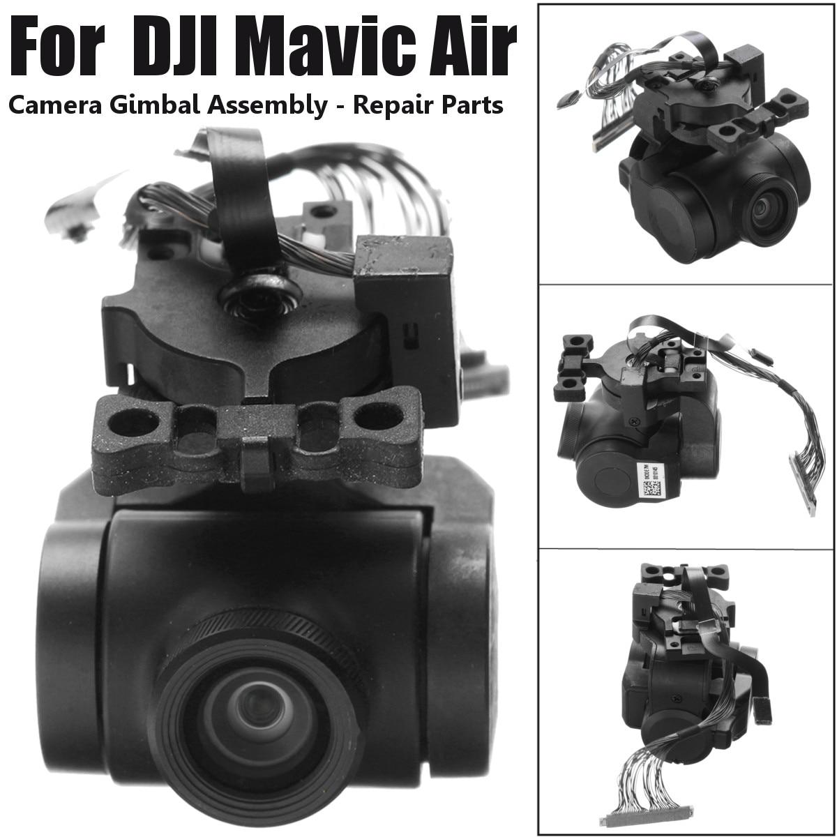 Pour DJI Mavic Air cardan caméra w Drone câble de Transmission câble pour DJI Mavic Air cardan caméra lentille pièce de rechange aérienne