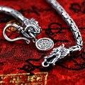 Beier стерлингового серебра 925 классический простой звено цепи мужчина браслет Ювелирные Изделия SR-SL001