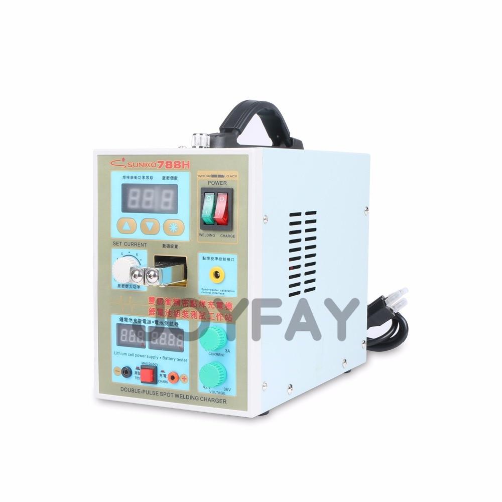 Máquina de soldadura por pulso Sunkko 788H Battery Spot Welder para - Equipos de soldadura - foto 3