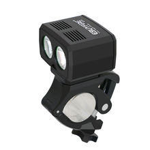 USB Rechargeable Bicycle Head Light 6000 LM 5 Modes 2x LED