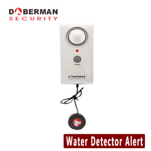 Doberman Security Water Level Alarm Water Intrusion Leakage Sensor Detector Alarm 100dB Home Security Water Detector alert