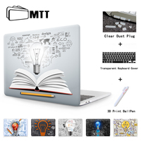 MTT For Macbook Pro 13 Case A1706 Touch Bar Pro 15 A1707 Cover Air 13 Air