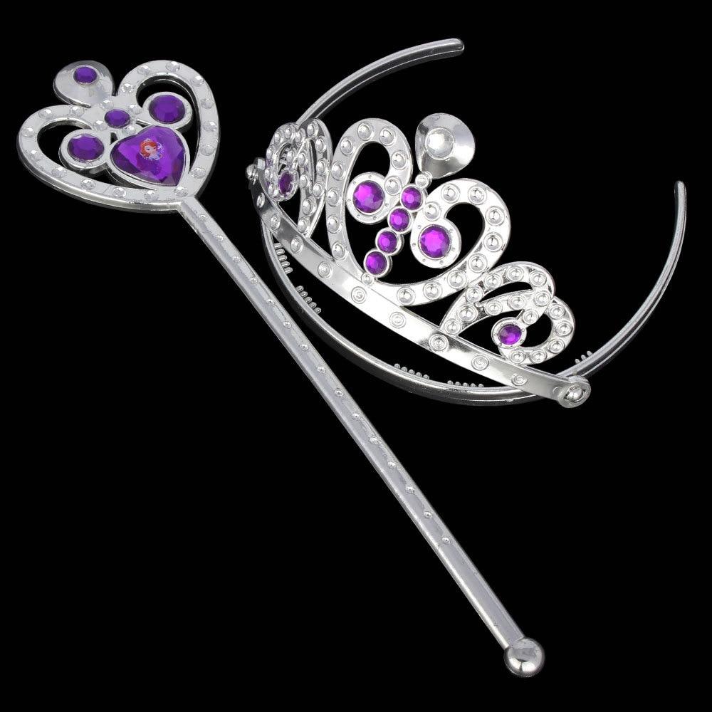 how to make princess sofia tiara