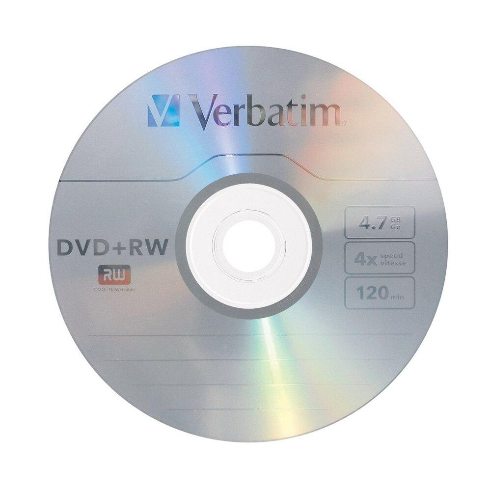 Verbatim Dvd Drives Rw 47gb 4x Bluray Branded Rewritable Media R Sony Bulk Pack 50 C3252 1 89d4 9ocq