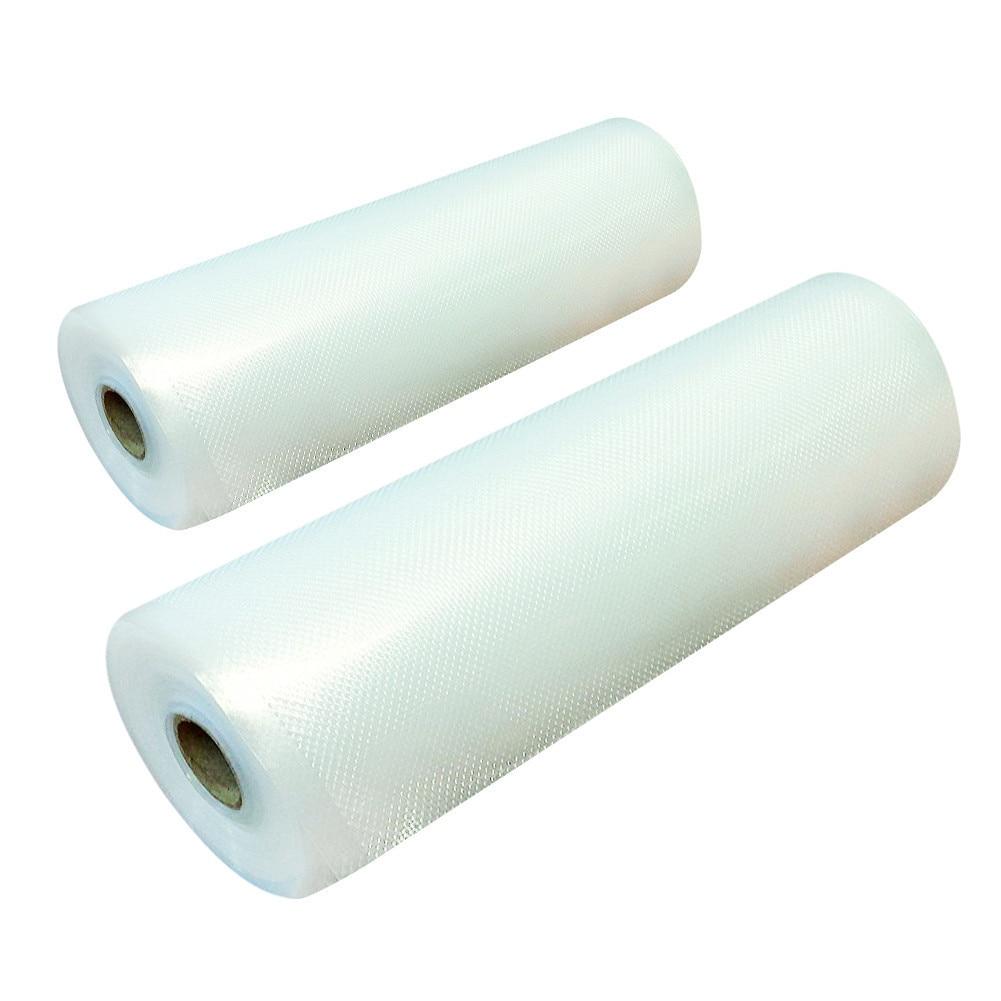 1 Roll Non-toxic Fresh-keeping Bag Of Wrappers Vacuum Sealer Food Storage Bags Packaging Film Keep Fresh Food Sealer Machine