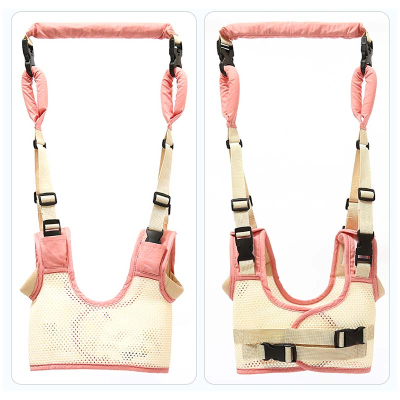 Baby Walker Full Section Learning Line Mesh Breathable Baby Belt Children Learning Walking Baby Belt Child Seat Belt Assistant in Harnesses Leashes from Mother Kids