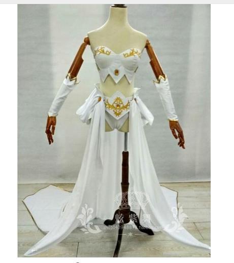 Jeu chaud LOL femme héros Janna la peau originale uniforme ensemble complet Costume de Cosplay pour Halloween carnaval livraison gratuite.