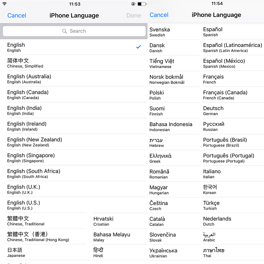 Unlocked Apple Iphone 8 plus 2675mAh 3GB RAM 64G/256G ROM 12.0 MP Fingerprint iOS 11 4G LTE smartphone 1080P 5.5 inch screen