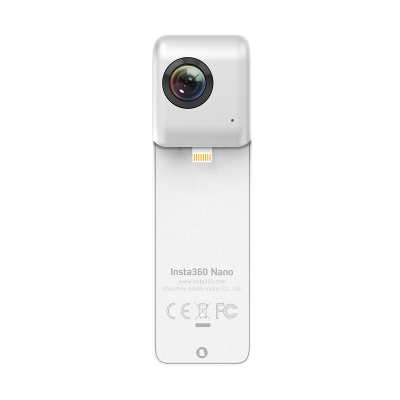 Insta360 Dual Lens 360 Camera Insta360 Nano, World's Smallest and Lightest compare 360 degree dual 3K 360 Camera for Iphone CD50 маршрутизатор tp link archer archer c3150 mu mimo wi fi гигабитный роутер