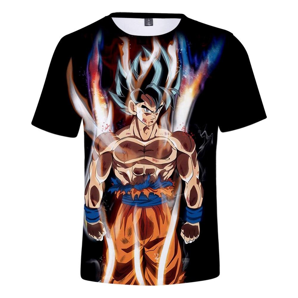 Dragonball Z Goku Streetwear Men/Women 52