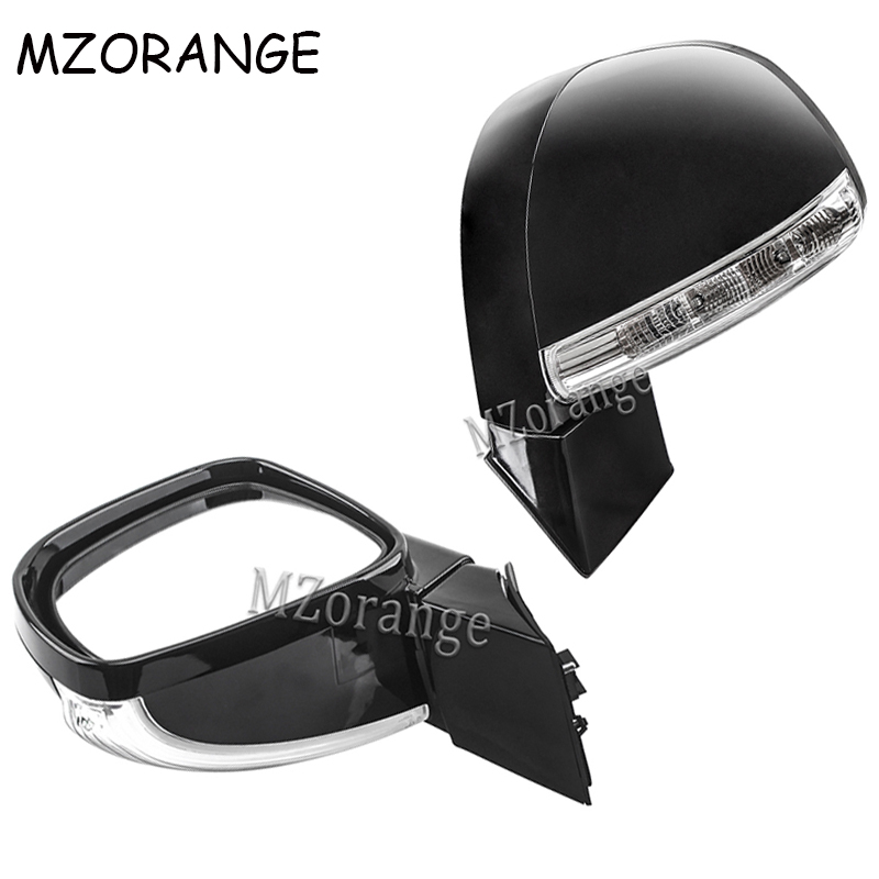 Rear View Mirror Signal Light For Chevrolet Captiva 2008 2017 Car styling Side Rearview Mirror Assembly