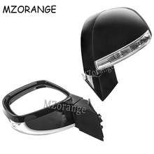 Rear View Mirror Signal Light For Chevrolet Captiva 2008-2017 Car-styling Side Rearview Mirror Assembly With LED Turn Light цена в Москве и Питере