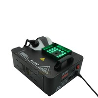 1500W DMX LED Fog Machine Pyro Vertical Smoke Machine heater Professional Stage Effect smoke machine DMX512/Wireless Remote