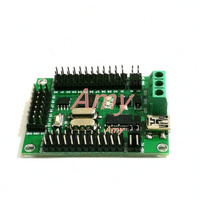 32 roads servo controller with the offline mode compatible SSC32 basic instructions USB