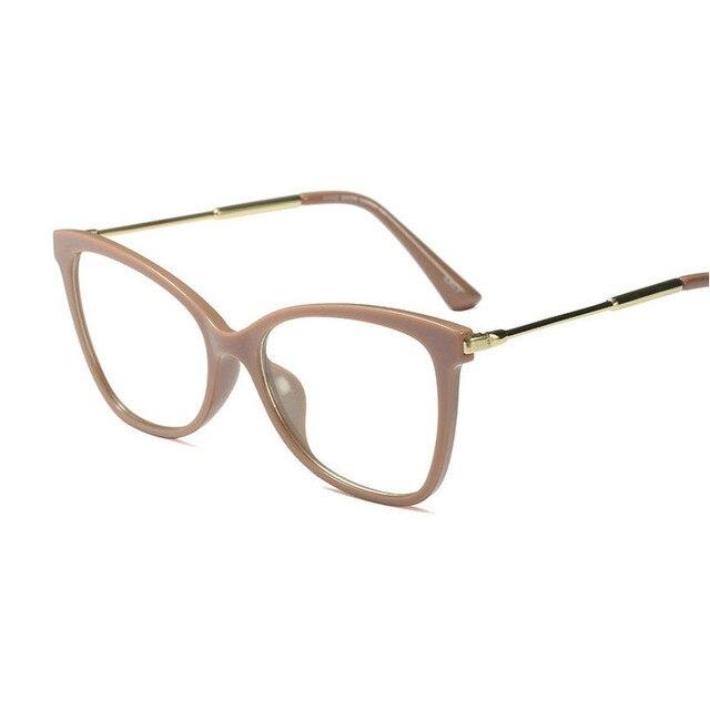 97543 Europe and the United States eyeglass frame female retro round ...