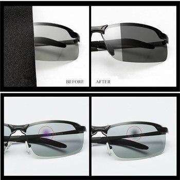 UVLAIK Classic Driving Chameleon Sunglasses  5