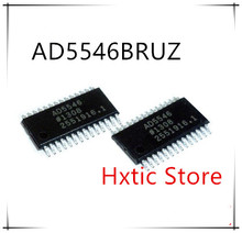 NEW 5PCS/LOT AD5546BRUZ AD5546BRU AD5546 TSSOP-28 IC