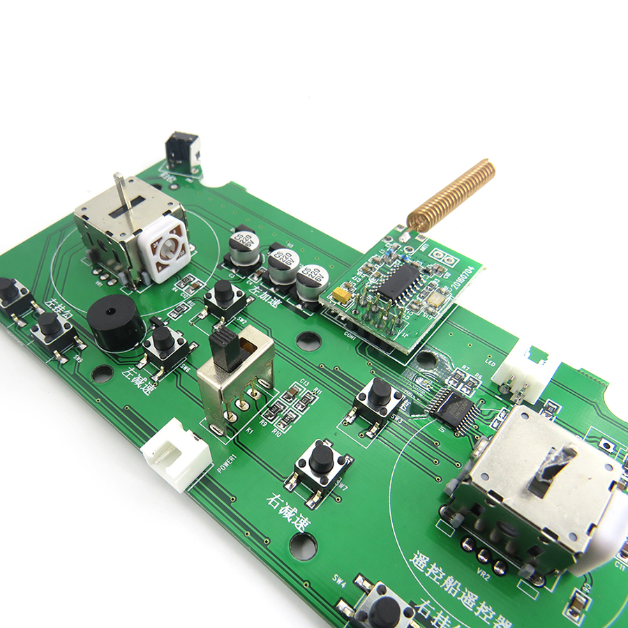 Image 5 - Flytec 2011 5 Fishing Bait Boat Body Parts Accessories Remote Control Circuit Board For 2011 5 Fishing Bait Boat-in Parts & Accessories from Toys & Hobbies