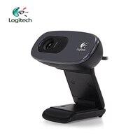 Logitech C270 HD Computer Webcam Built In Micphone USB2 0 720 Pixels Mini Computer Camera For
