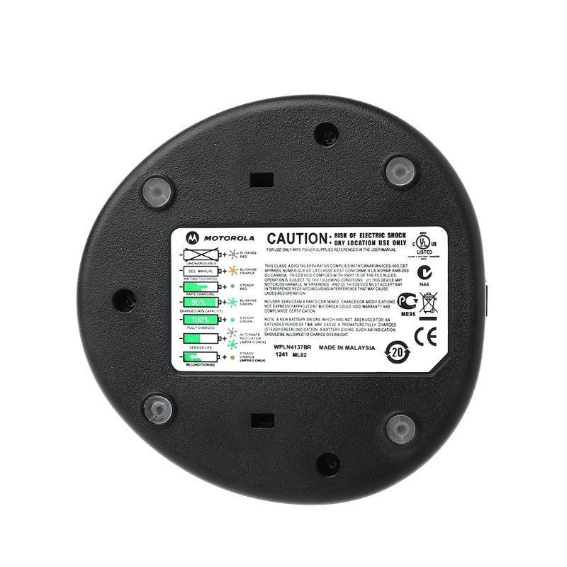 Base Charger for Motorola CP040 CP140 CP150 CP160 CP180 CP200 CP200XLS EP450 GP3188 GP3688 PR400 Walkie Talkie Radio Accessories