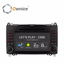 Ownice ANDROID CAR GPS DVD Multimedia Video PLAYER for Mercedes-Benz Sprinter/W906/W209/W311/W315/W318 B200/B150/B170/A180/A160
