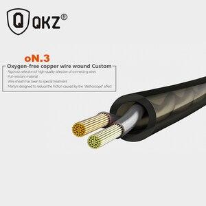 Image 3 - イヤホンqkz DM9亜鉛合金耳イヤホンfoneのデouvidoヘッドセットauriculares audifonosステレオdj