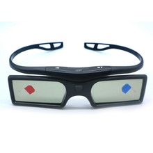 2017 New Bluetooth 3D Active Shutter Glasses 3D Glasses for 3D TV projector Replace TDG-BT500A TDG-BT400A W800B W850B W950A