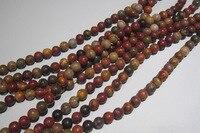 Лидер продаж свободные Бусины Jaspe R JASPIS камень Бусины для изготовления ювелирных изделий питания Бесплатная доставка