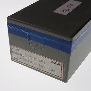 Image 5 - 500Pcs 32G R333 Viltnaald Hand Wol Vilten Kits Nat Vilten Levert Gauge 32