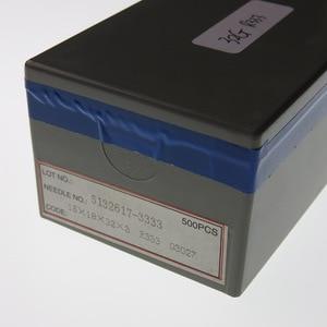 Image 5 - 500pcs 32G R333 לבוד מחט יד צמר לבוד ערכות רטוב לבוד אספקת מד 32