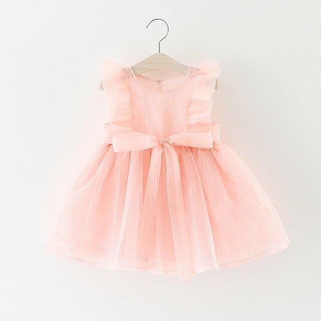 e0c99ebce5163 Bebé vestido 1 año bebé niña vestido de cumpleaños Vestidos Bebe bautismo  bautizo bola A101 princesa