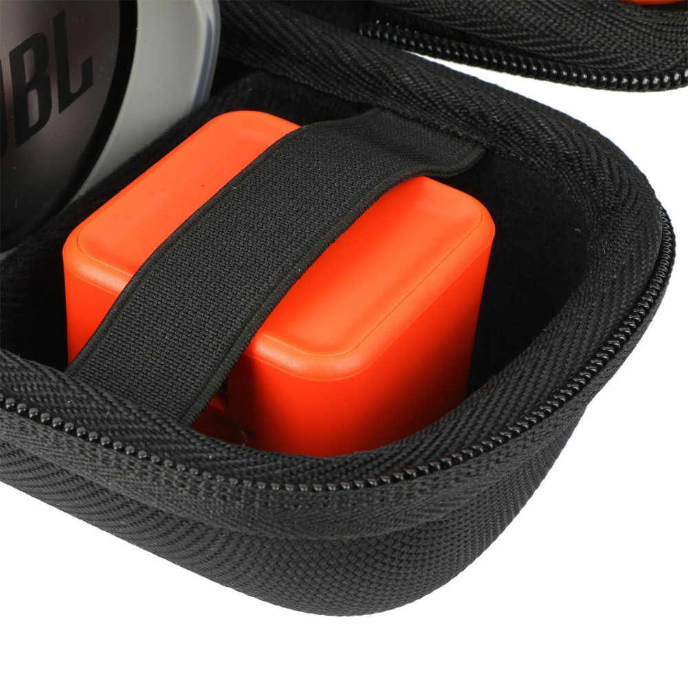 Opłata 3 worek nowa ciężka bagażu pokrowiec ochronny przenoszenia pokrywa podróży sprawa dla JBL opłata 3 Charge3 dodatkowej przestrzeni dla Plug i kable