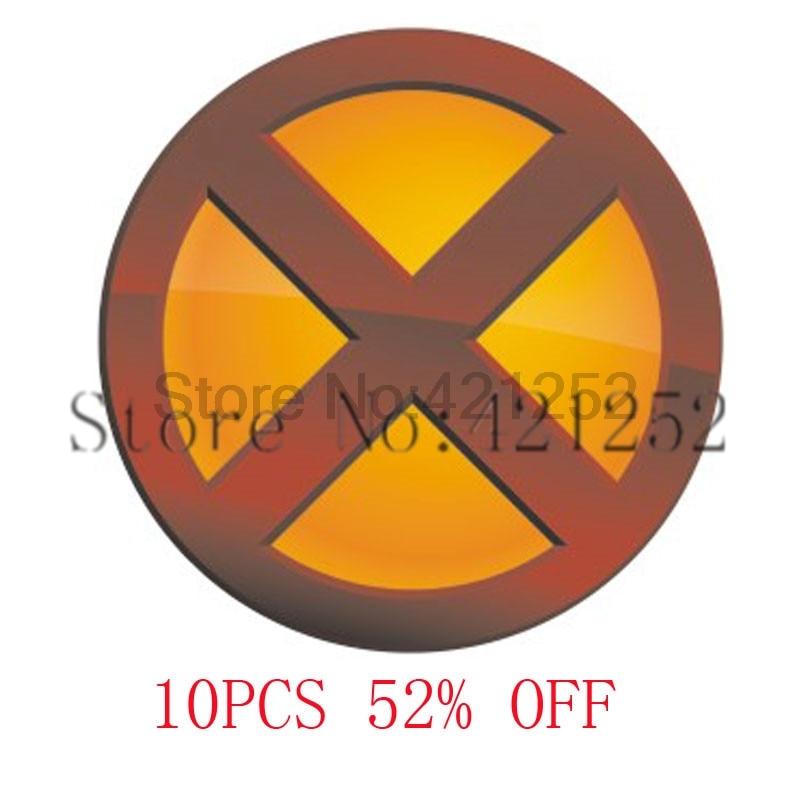 SX MEN Logo Fashion Comic Superhero Pendant necklace keyring bookmark cufflink earring