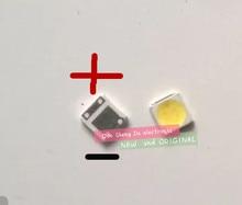 200pcs Lextar LED תאורה אחורית מתח גבוה LED 1.8W 3030 6V מגניב לבן 150 187LM PT30W45 V1 טלוויזיה יישום 3030